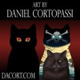 Daniel Cortopassi does more than Cat Art