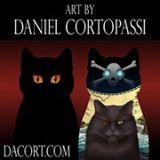Daniel Cortopassi does more than Cat Art