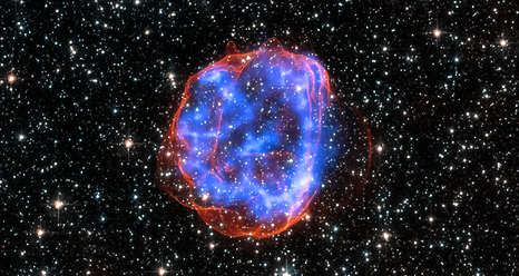 Chandra X-Rays the Universe