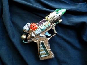 My Very Own Ray Gun