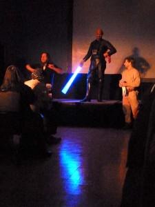 Vader & Son with Garcia