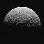 Dwarf Planet Ceres Image Credit:  NASA/JPL-Caltech/UCLA/MPS/DLR/IDA
